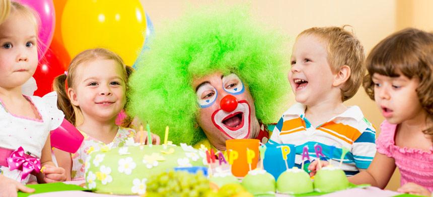 Ведущие на детские праздники в Екатеринбурге
