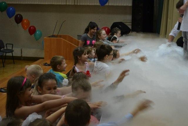 шоу на детском празднике