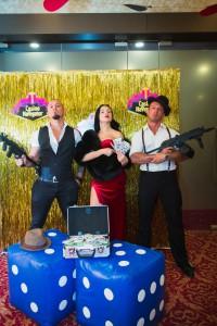 вечеринка в стиле чикаго