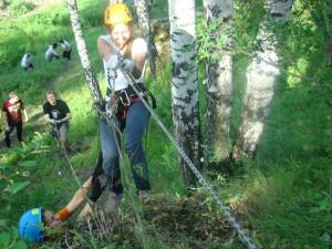 веревочный курс екатеринбург