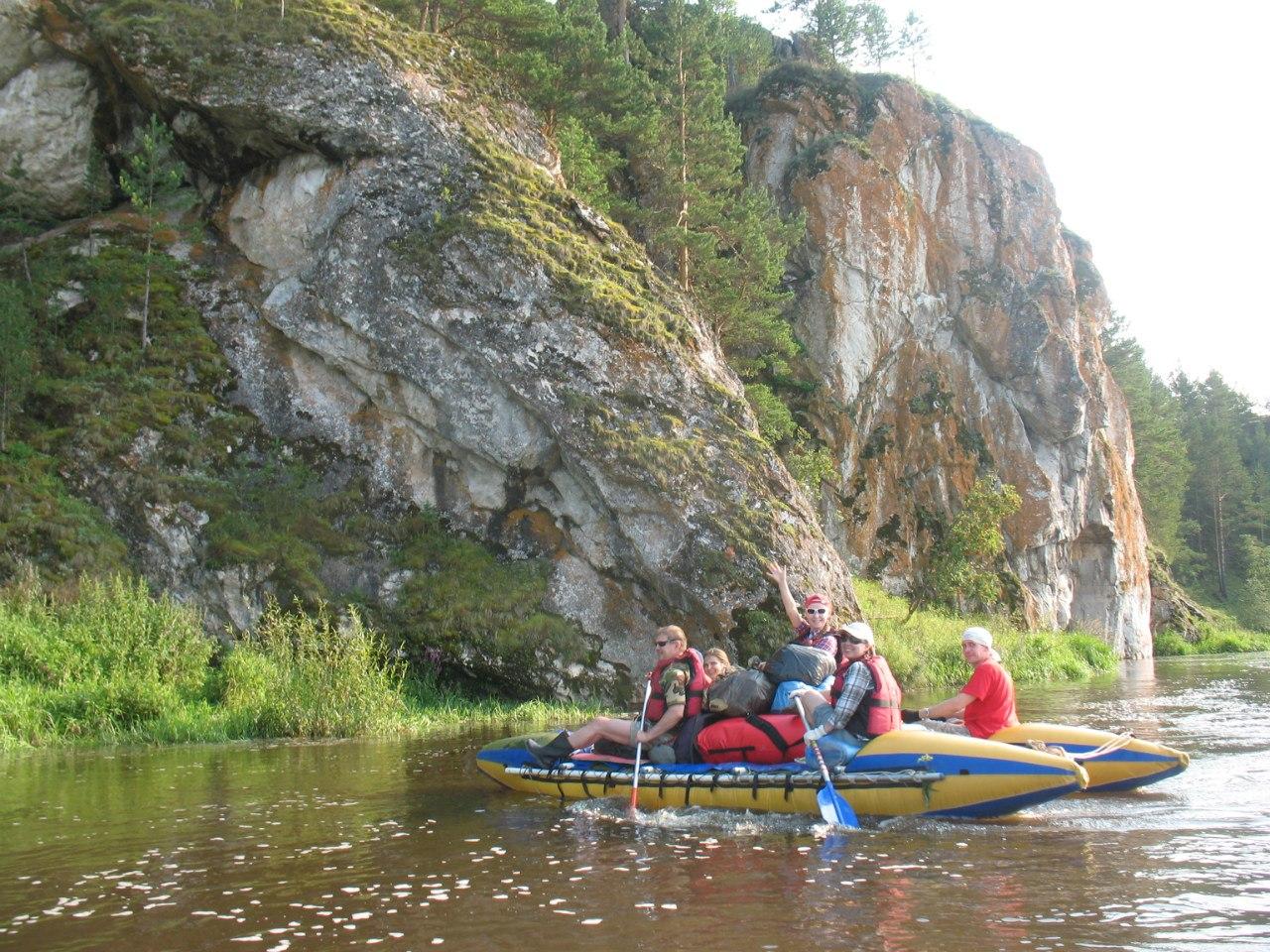 сплав по рекам екатеринбург