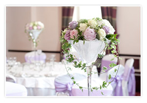 Оформление и проведение свадьбы