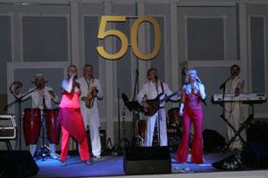 Проведение юбилея 50 лет