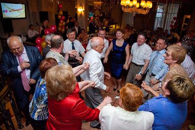 Проведение юбилея 60 лет мужчине