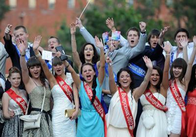 организация выпускного в Екатеринбурге